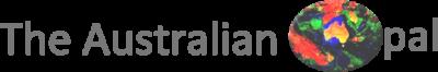The Australian Opal Logo