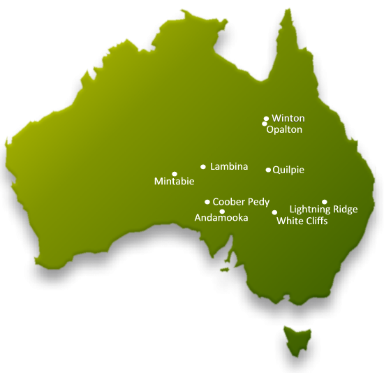 australian-opal fields